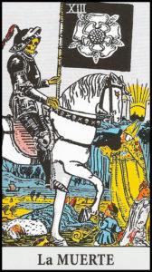 Significado de La Muerte Arcanos Mayores