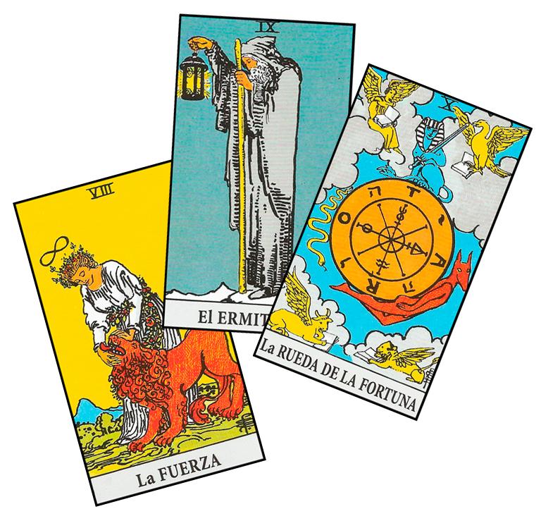 significado de las cartas de tarot - la Guía del Tarot