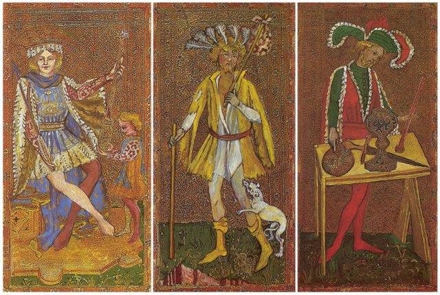 Tarot visconti - La Guía del Tarot