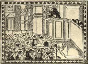 sermon contra el tarot - La Guía del Tarot