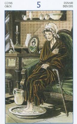 El Tarot de Jane Austen - La Guía del Tarot