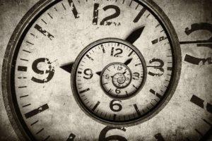 El tiempo en el Tarot