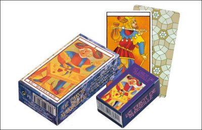 baraja-tarot - La Guía del Tarot